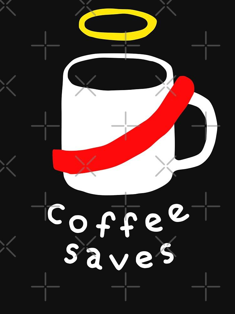 Coffee Jesus by obinsun