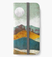 Night Fog iPhone Wallet/Case/Skin