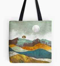 Night Fog Tote Bag