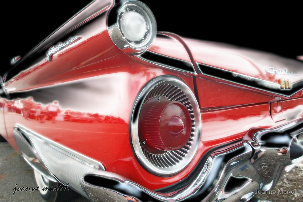 Classic Car 82 by Joanne Mariol