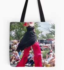 Chick on a Stick! Tote Bag