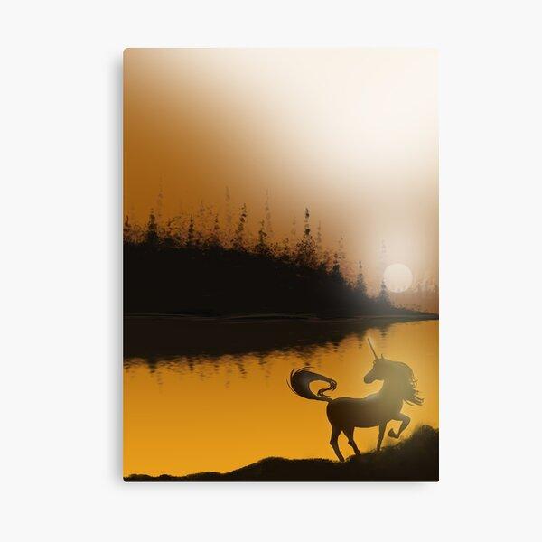 A bit of Unicorn Magic Canvas Print