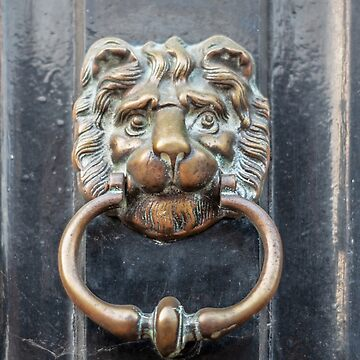 Old English door knocker by flashcompact