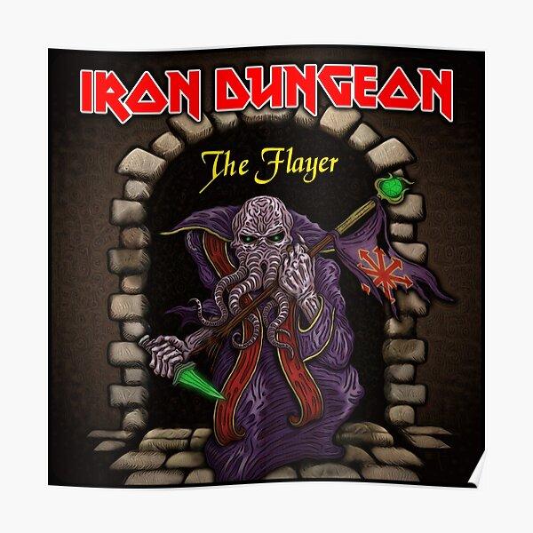 Iron Dungeon - Azhmodai 2018 Poster