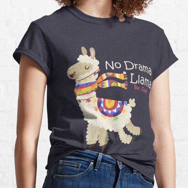 Kein Drama Lama Classic T-Shirt