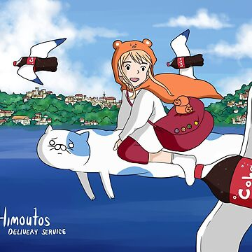 Himoutos Delivery Service by ArtisticTsuki
