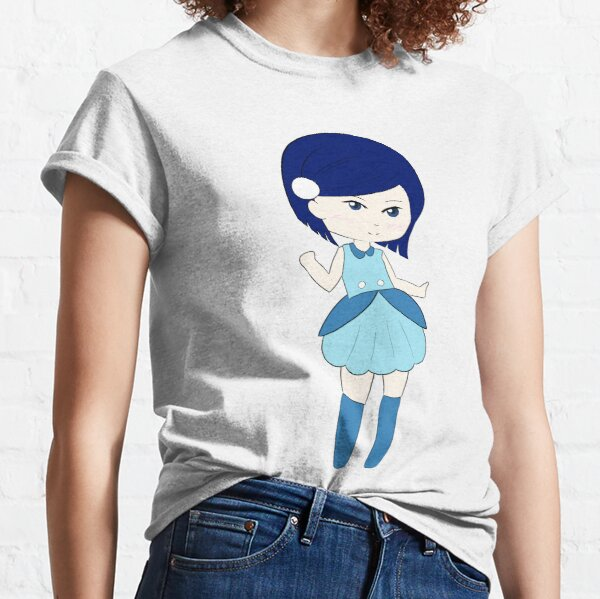 Official Merchandise Pokemon Piplup Too Cute Girls T-Shirt