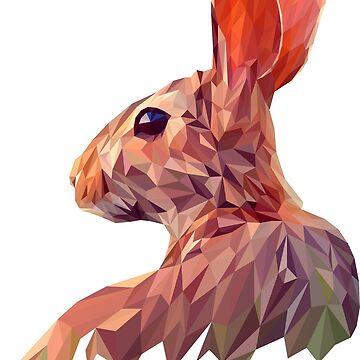 Hare by eleyne