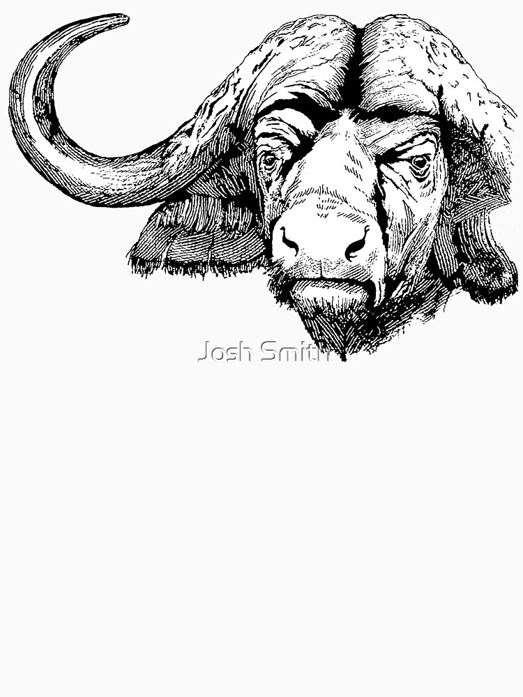 Big Five - Buffalo by shadowmachina