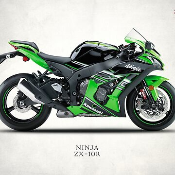 The Ninja ZX-10R by rogue-design