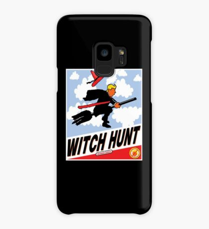 Witch Hunt Trump Treason Edition T-shirts Case/Skin for Samsung Galaxy