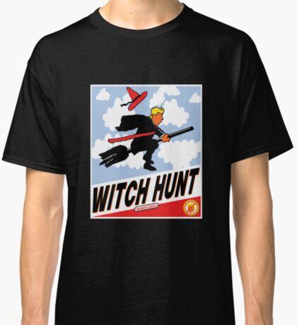 Witch Hunt Trump Treason Edition T-shirts Classic T-Shirt