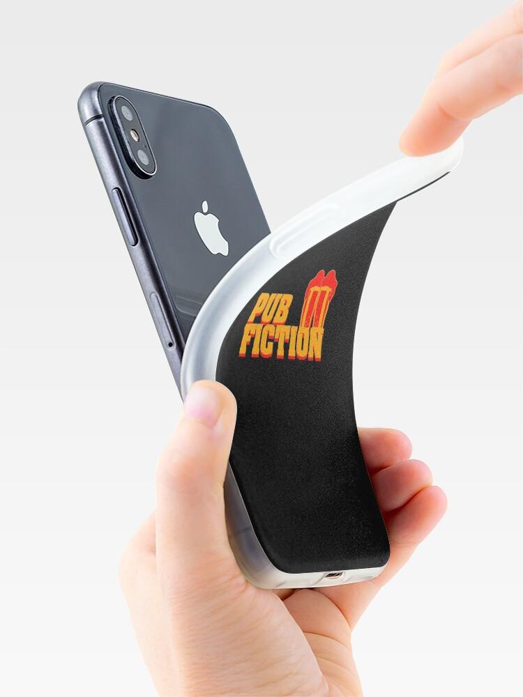 Alternative Ansicht von Pub Fiction iPhone-Hüllen & Cover