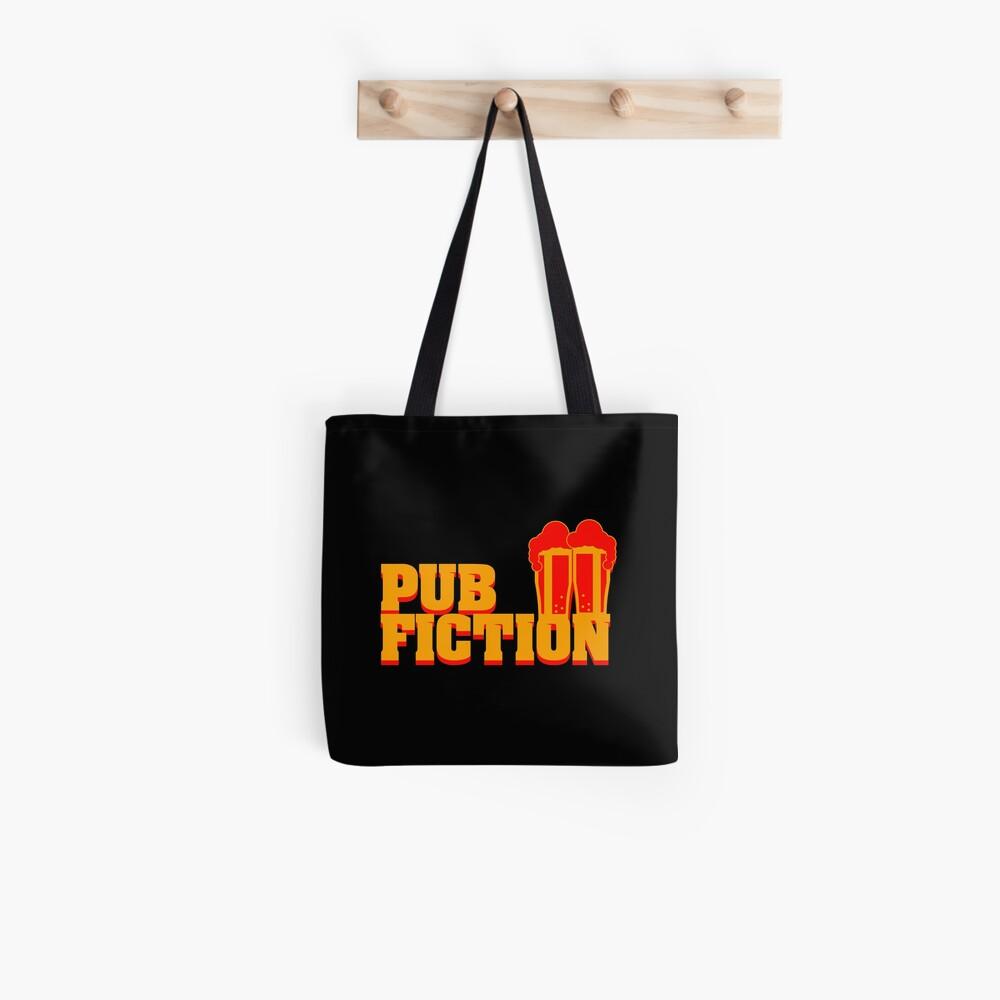Pub Fiction Tote Bag