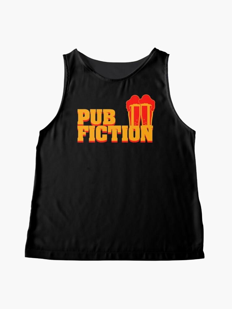 Alternative Ansicht von Pub Fiction Ärmelloses Top