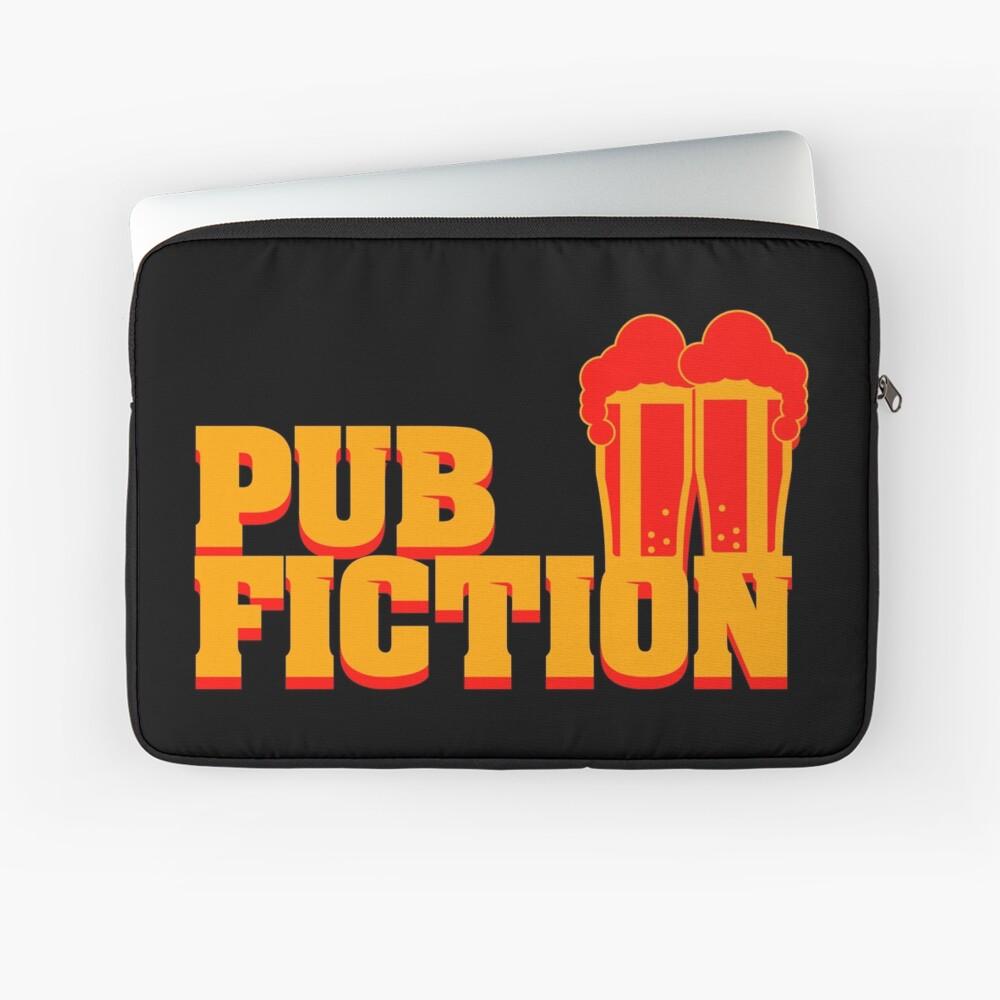 Pub Fiction Laptoptasche