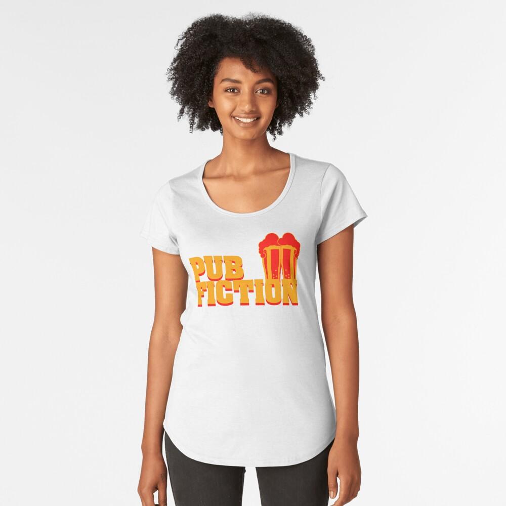 Pub Fiction Premium Rundhals-Shirt