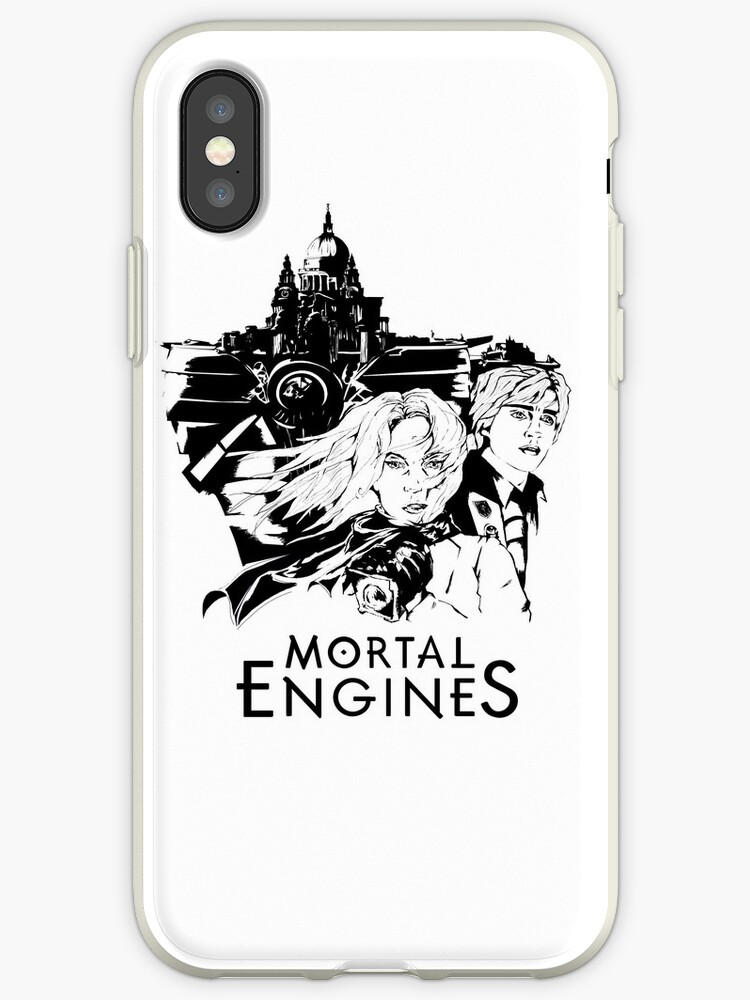 Mortal Engines Iphone Cases Covers By Munchkinboutiq