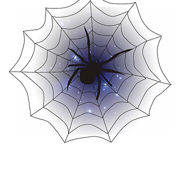 Hallowen T-shirt - Cobweb by Rosy39
