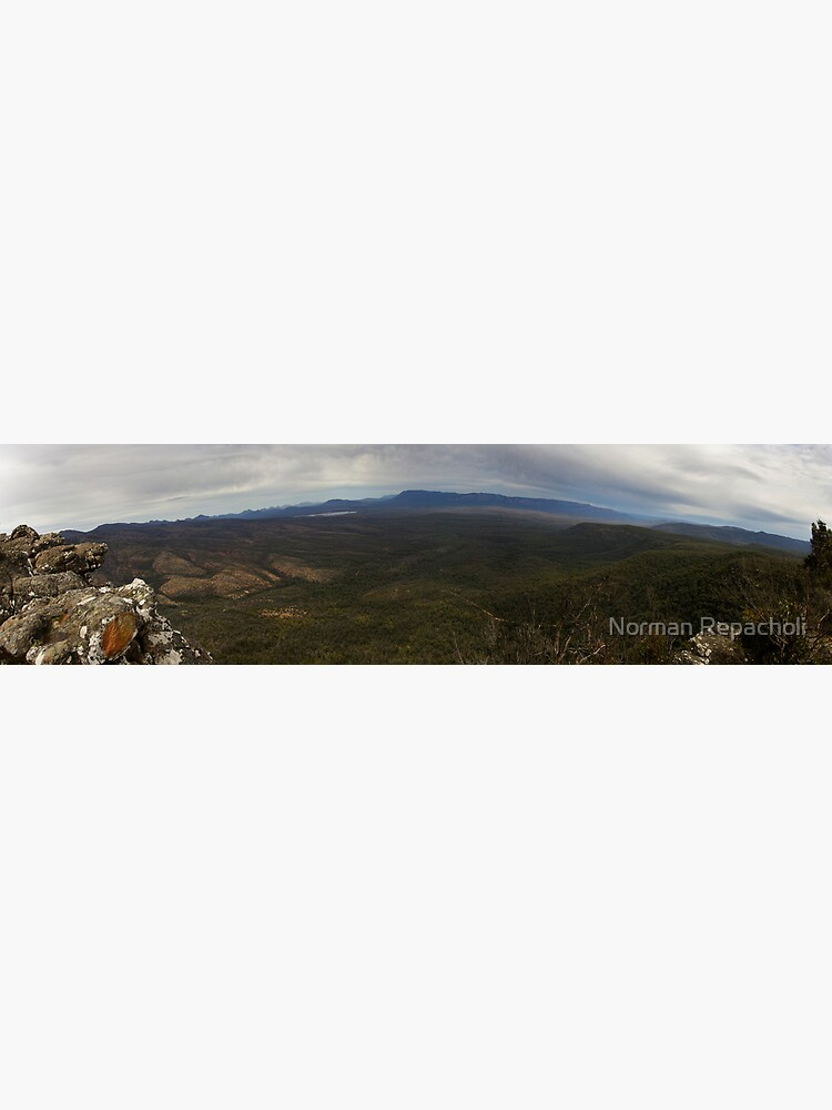 Reeds Lookout panorama by keystone