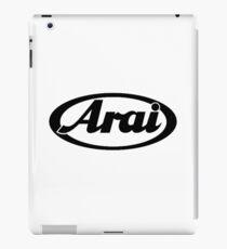arai iPad Case/Skin