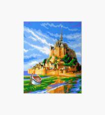 Mont Saint Michel   Art Board