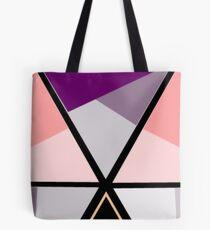GEO HEX Tote Bag