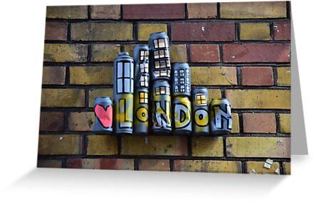 London by gabriellaksz