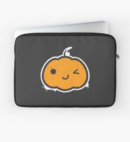 Cool Halloween Pumpkin Laptop Sleeve