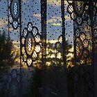 Sundown Through The Curtains by lezvee