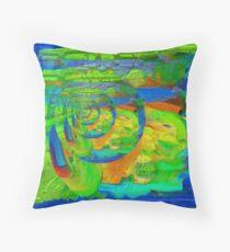Abstrait 19 Floor Pillow