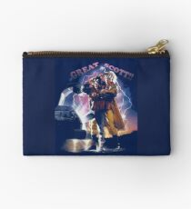 Back To The Future Studio Pouch