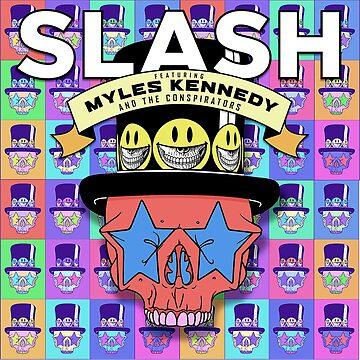 Slash - Living The Dream by Regurgitate