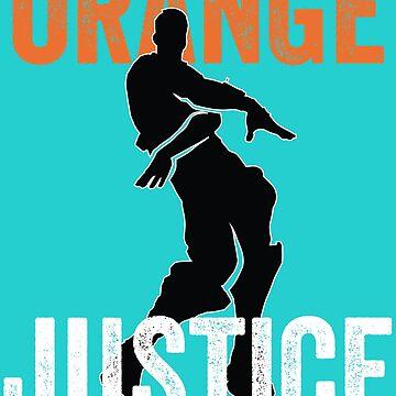orange justice dance fortnite by shirefan