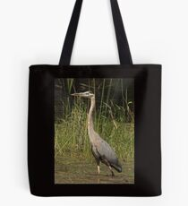 Chippewa Flowage Great Blue Heron Tote Bag