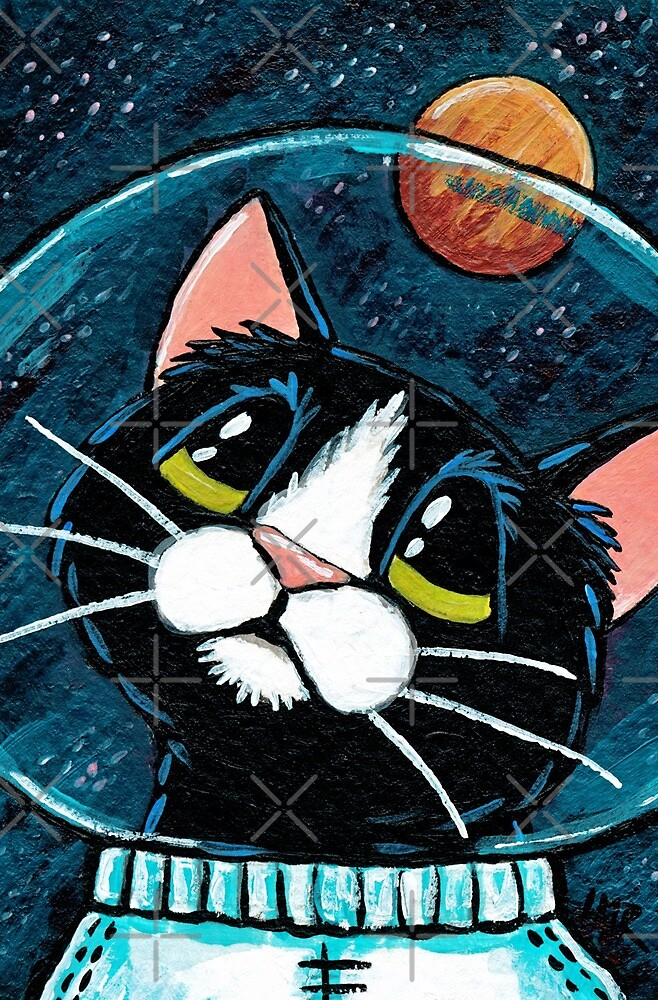 Space Cat: Jupiter's Voyage by Lisa Marie Robinson