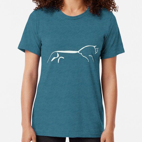 The Uffington Horse Tri-blend T-Shirt