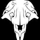 Rat Skull by DeguArts