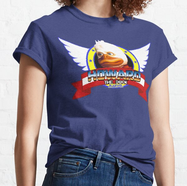 Howard the Duck (16-Bit) Classic T-Shirt