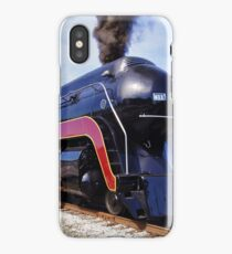 "Norfolk and Western Class ""J"" # 611 Locomotive after restoration iPhone Case/Skin"