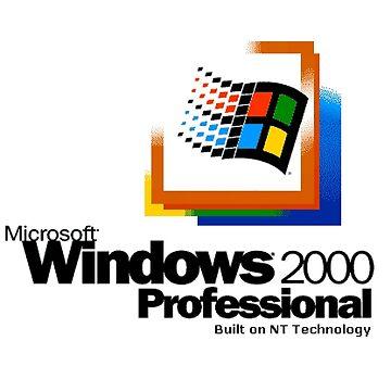 Windows 2000 Startup by bery-