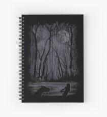 The Sadness Spiral Notebook