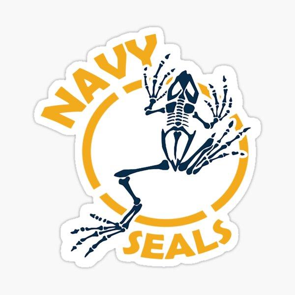 US-MARINE SIEGEL TEAM ORIGINAL MARINE SEAL NAVAL SEALS TEAM GESCHENK Sticker