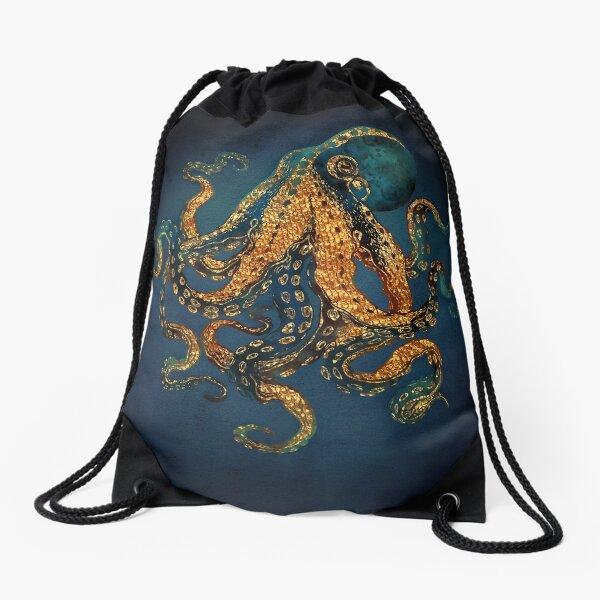 Underwater Dream IV Drawstring Bag