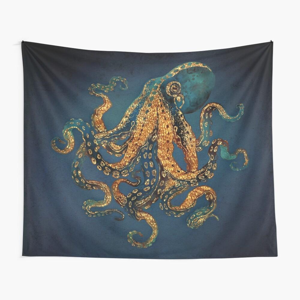 Underwater Dream IV Wall Tapestry