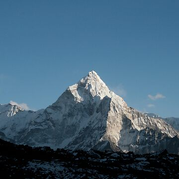 Ama Dablam (6814m) by LongStories