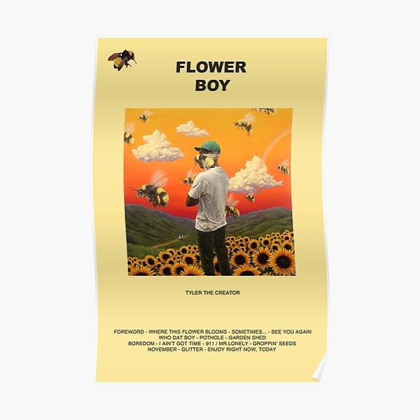 FLOWER-BOY Poster