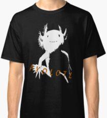 Axolotl (White) Classic T-Shirt