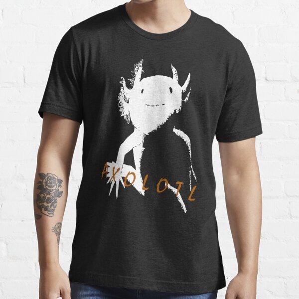 Axolotl (White) Essential T-Shirt