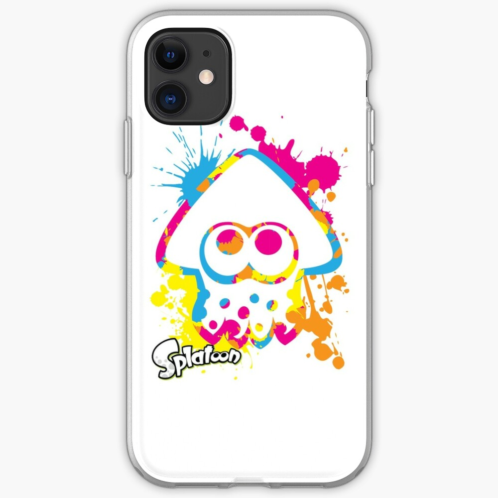 Splatoon iPhone Case & Cover